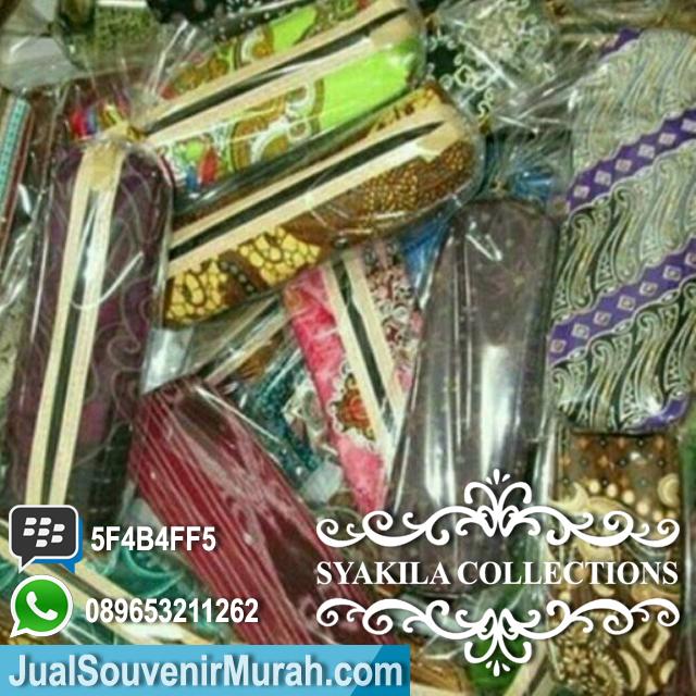 Paling Murah !! Souvenir Tempat Pensil Batik Yang Cantik